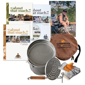 Ultimate Camp Cooking Bundle