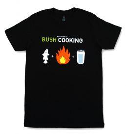 Bush Cooking Tee