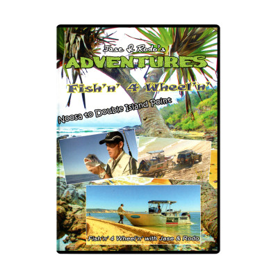 Noosa to Double Island Point DVD