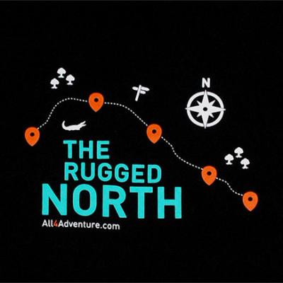 Rugged North Tee Design