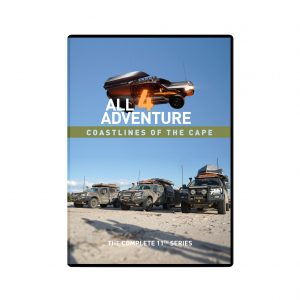 Series 11 Coastlines of the Cape DVD