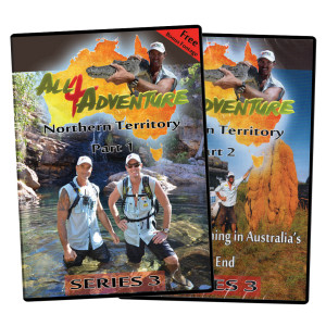 Series 3 - Northern Territory DVD