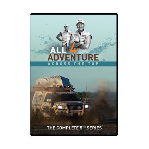 Series 5 - Across the Top DVD