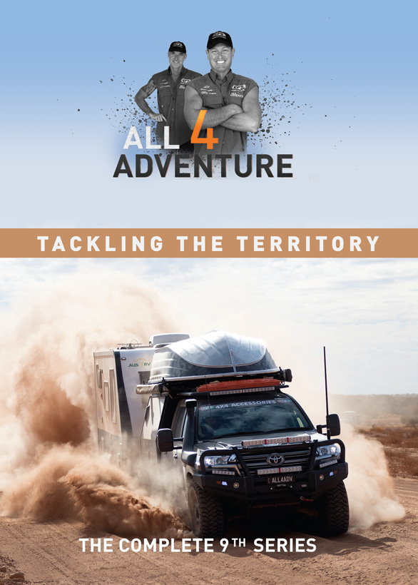 All 4 Adventure - Tackling the Territory