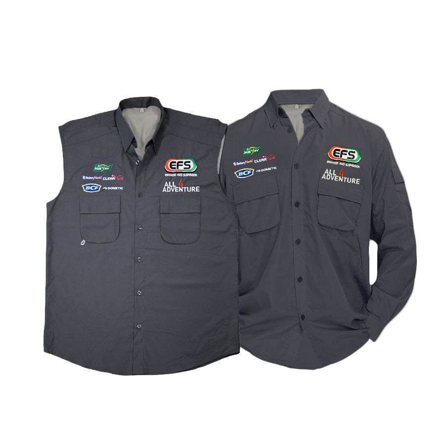 2 fishing shirts for $99