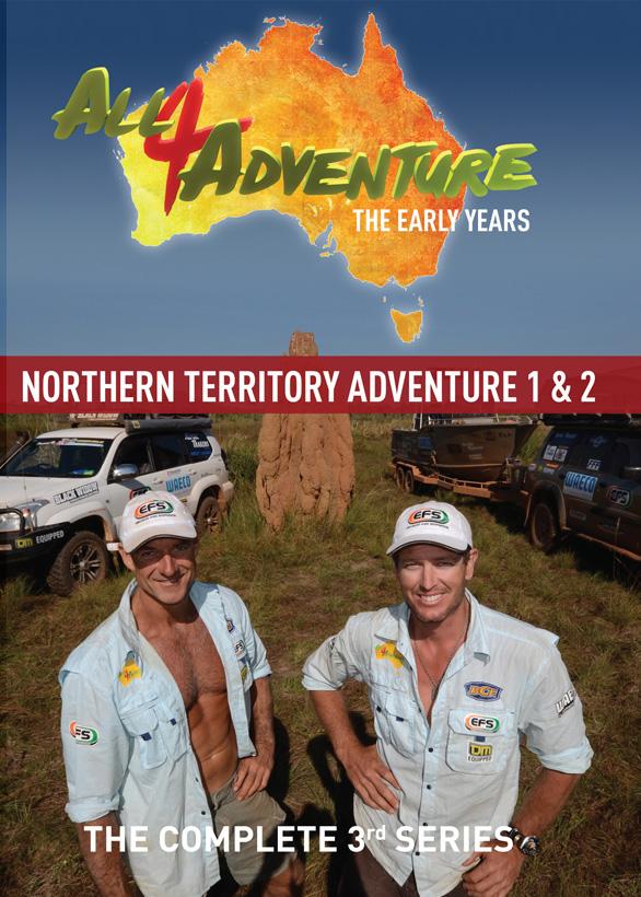 All 4 Adventure - Northern Territory Adventure