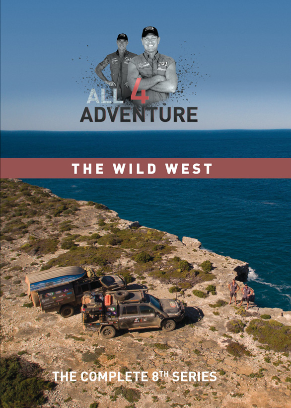 All 4 Adventure - The Wild West