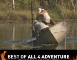 Best of All 4 Adventure: Funny Moments