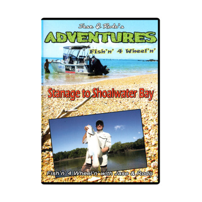Stanage to Shoalwater DVD