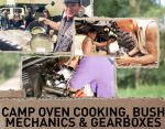 Ask Jase 11: Camp Oven Cooking, Bush Mechanics & Gearboxes