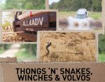 Ask Jase 2: Thongs 'n' Snakes, Winches & Volvos