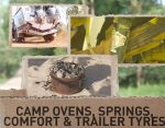Ask Jase 3: Camp Ovens, Springs, Comfort & Trailer Tyres