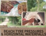 Ask Jase 4: Beach Tyre Pressures & Horizontal Waterfalls