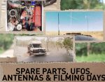 Ask Jase 5: Spare Parts, UFOs, Antennas & Filming Days