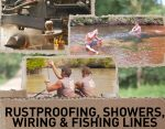 Ask Jase 7: Rustproofing, Showers, Wiring & Fishing Lines