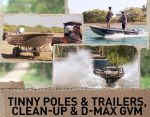 Ask Jase 8: Tinny Poles & Trailer, Clean-up & D-Max GVM