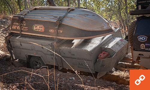 MDC Cruizer Offroad camper trailer